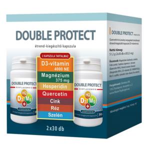Double Protect étrend kiegészítő kapszula - 2*30db