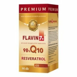 Rezveratrol Q10 90 db