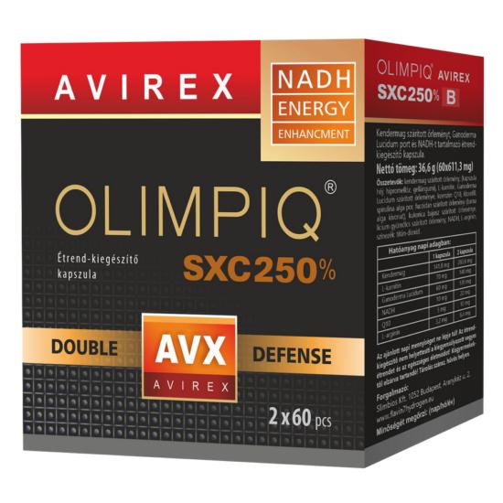 Olimpiq Avirex 60-60 db