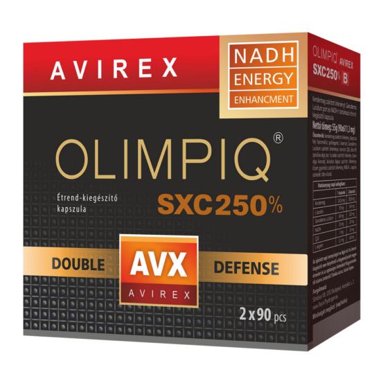 Olimpiq Avirex 90-90 db