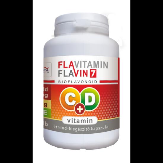 Flavin D vitamin