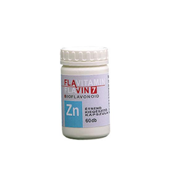 Flavin7 Flavitamin Cink kapszula